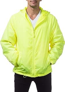 Fleece Lined Windbreaker Jacket
