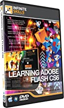 Learning Adobe Flash CS6 - Training DVD - Tutorial Video