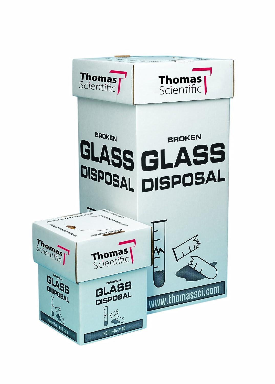 Thomas 12360 Glass Sacramento Mall Disposal Box OFFer Bench 8