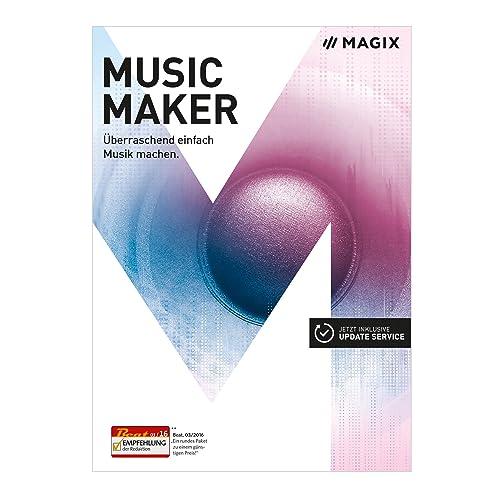 Music Maker – 2017 Plus Edition – Überraschend einfach Musik machen [Download]