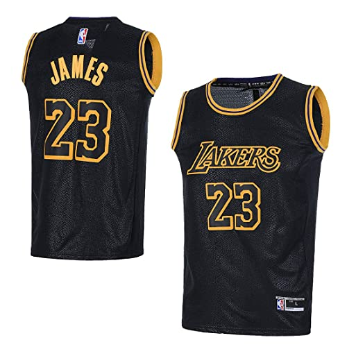 lakers black jersey