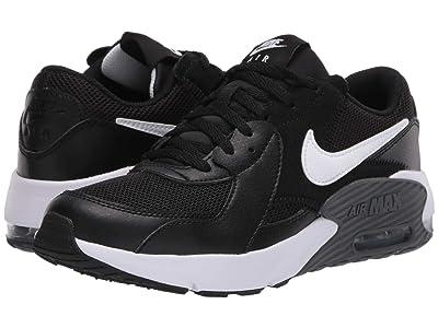 Nike Kids Air Max Excee (Big Kid) (Black/White/Dark Grey) Kid