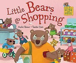 Little Bears Hide and Seek: Little Bears go Shopping