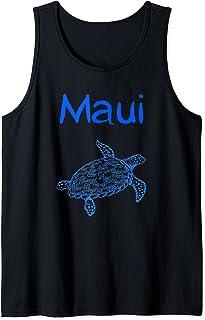 Maui, tortue de mer d'Hawaï Débardeur