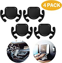 Compatible with Pop Socket Car Mount Phone Stand Car Phone Holder for Collapsible Grip/Socket Mount with Sticky Adhesive Used on Dashboard Home Desk Wall