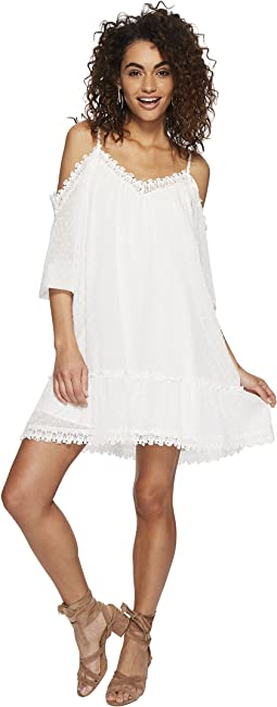 BB Dakota - Millie Chiffon Dot Dress