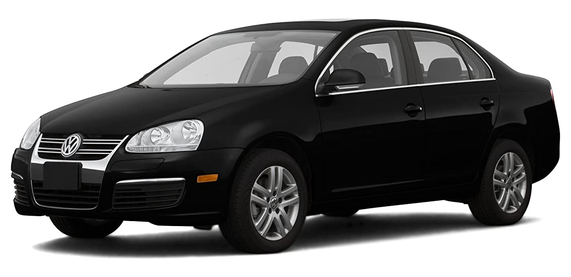 2007 Volkswagen Jetta Wolfsburg Edition 4 Door Automatic Transmission Black