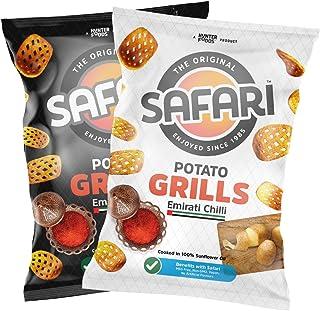 SAFARI Potato Grills – Emirati Chilli, 60 gm