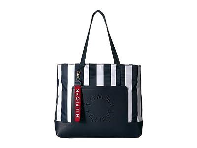 Tommy Hilfiger Virden Tote (Multi) Tote Handbags