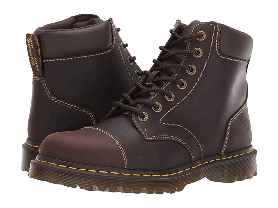Dr. Martens Ranch (Brown Kingdom) Boots
