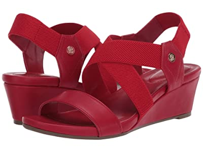 Bandolino Isadora 2 (New Luxe Red/New Luxe Red) Women