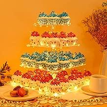 cupcake wedding tier