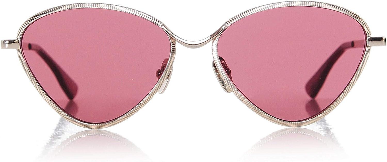 Le Specs Women's Luxe Bazaar Sunglasses Pink One Size