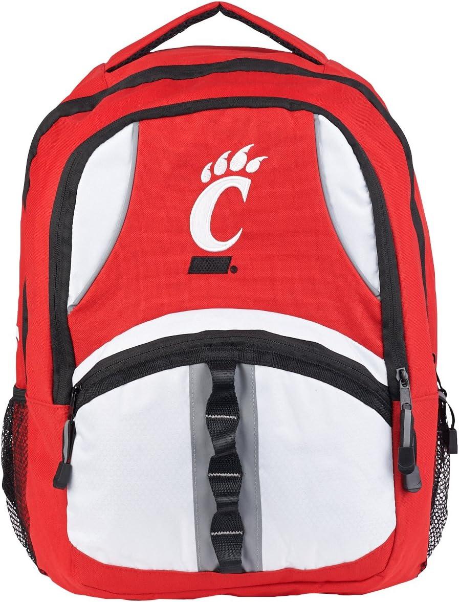 Wisconsin Badgers Captain Backpack 18.5 x 13 x 8