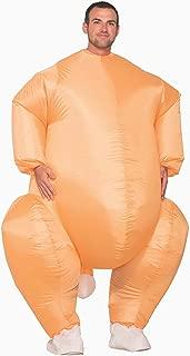 Forum Novelties Men's Inflatable Cooked Turkey Costume