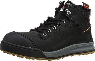 Scruffs Men's Switchback Safety Boots T52341 Black 8 UK, 42 EU - EN safety certified