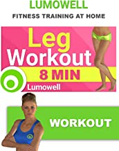 8 Minute Leg Workout - Best Exercises