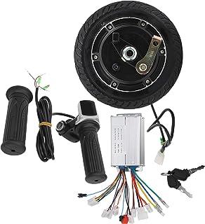 Borstelloze naafmotor, conversieset voor elektrische scooters, controllerbehuizing van aluminiumlegering Duurzame praktisc...