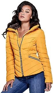 Women's Cyrus Faux-Fur Puffer Jacket