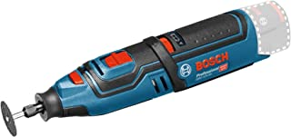 Bosch Professional 06019C5000 GRO 12 V-35 Cordless Rotary Multi-Tool (Without Battery and Charger) - Carton