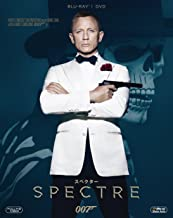 007Spectre 2Pieces Set Blu-ray & DVD (first production Limited Edition) [Blu-ray]