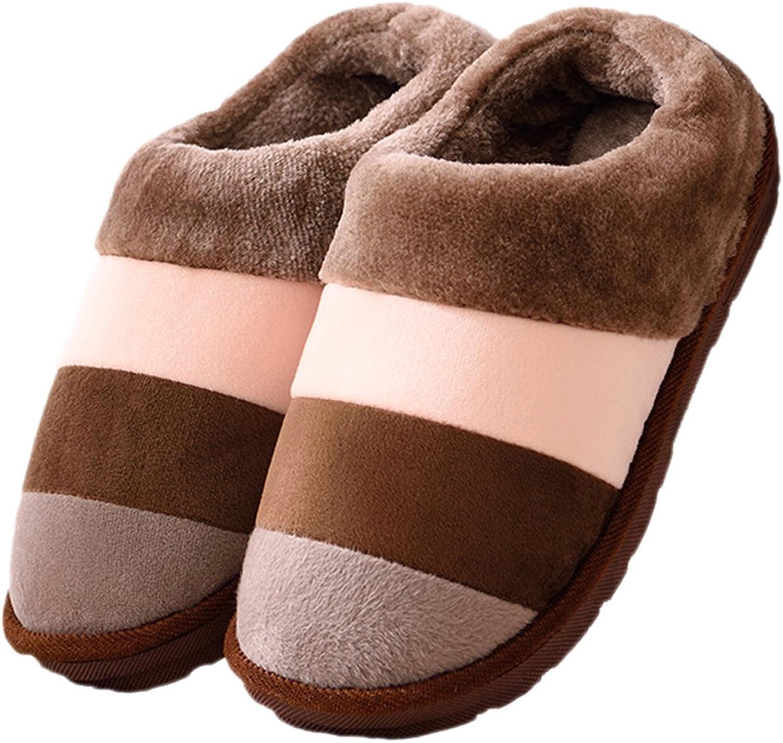 NeedBo Women's Slippers Comfort Anti-Slip Fluffy Hard Sole Cozy Clog House Slippers   Indoor Outdoor