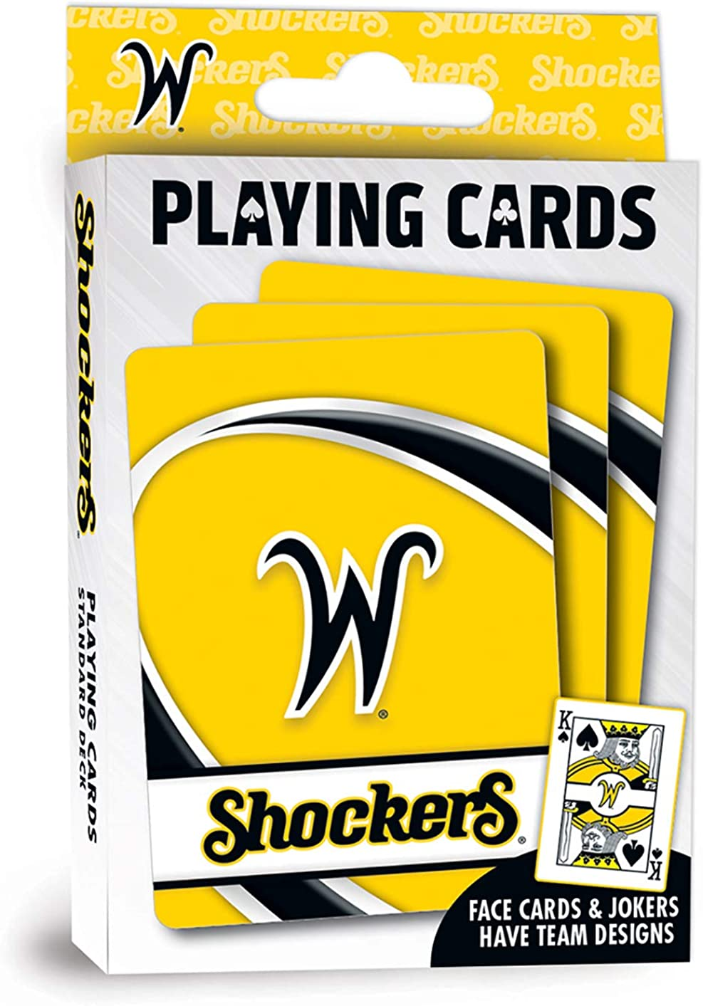 MasterPieces NCAA Playing Cards Limited price sale x Max 86% OFF 2.5