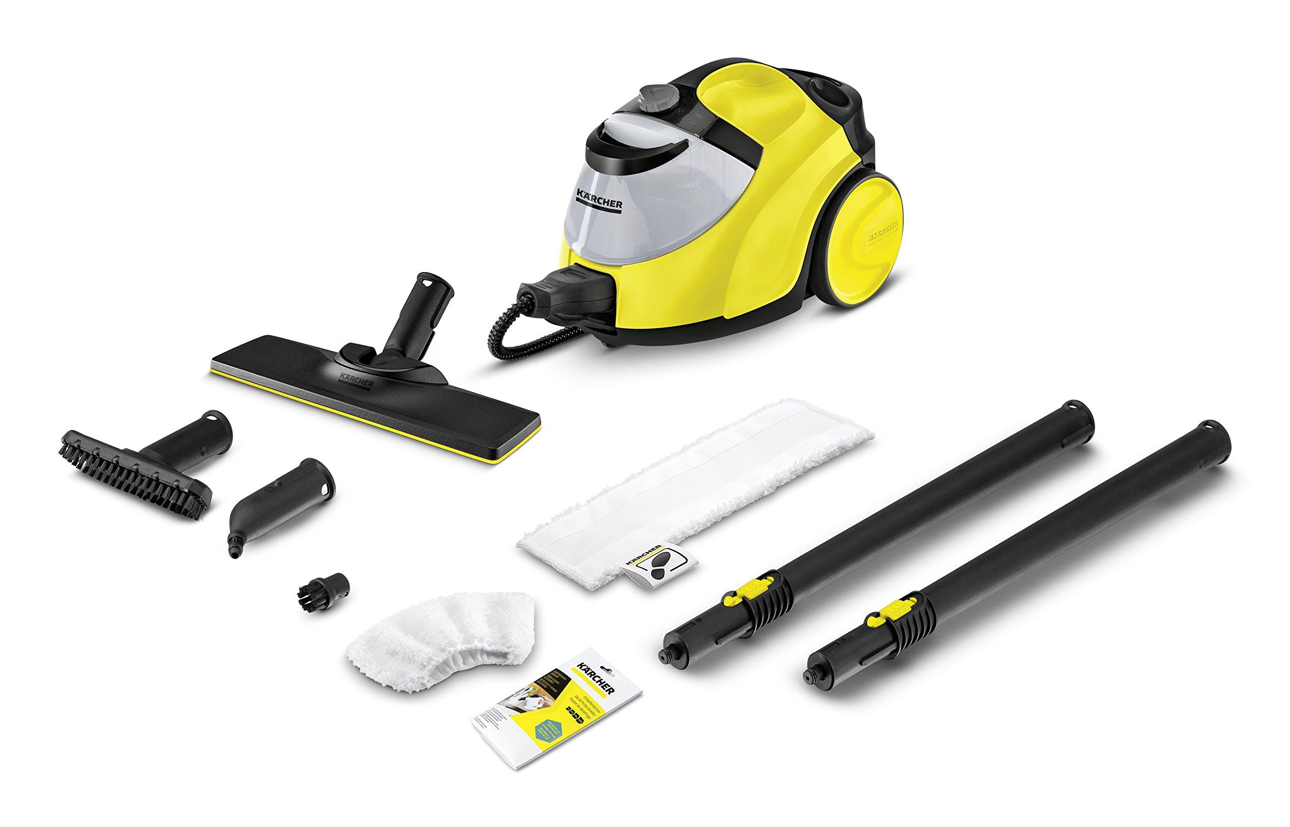 Kärcher Limpiadora de Vapor Manual SC 5 EasyFix (1.512-530.0), 2200 W: Amazon.es: Bricolaje y herramientas