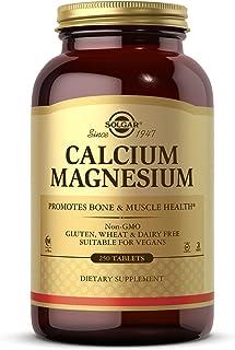 Solgar - Calcium Magnesium Tablets 250 Count