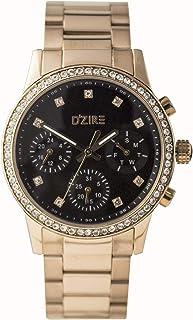 DZIRE Casual Watch For Women - Stainless Steel -DZ-1003-03
