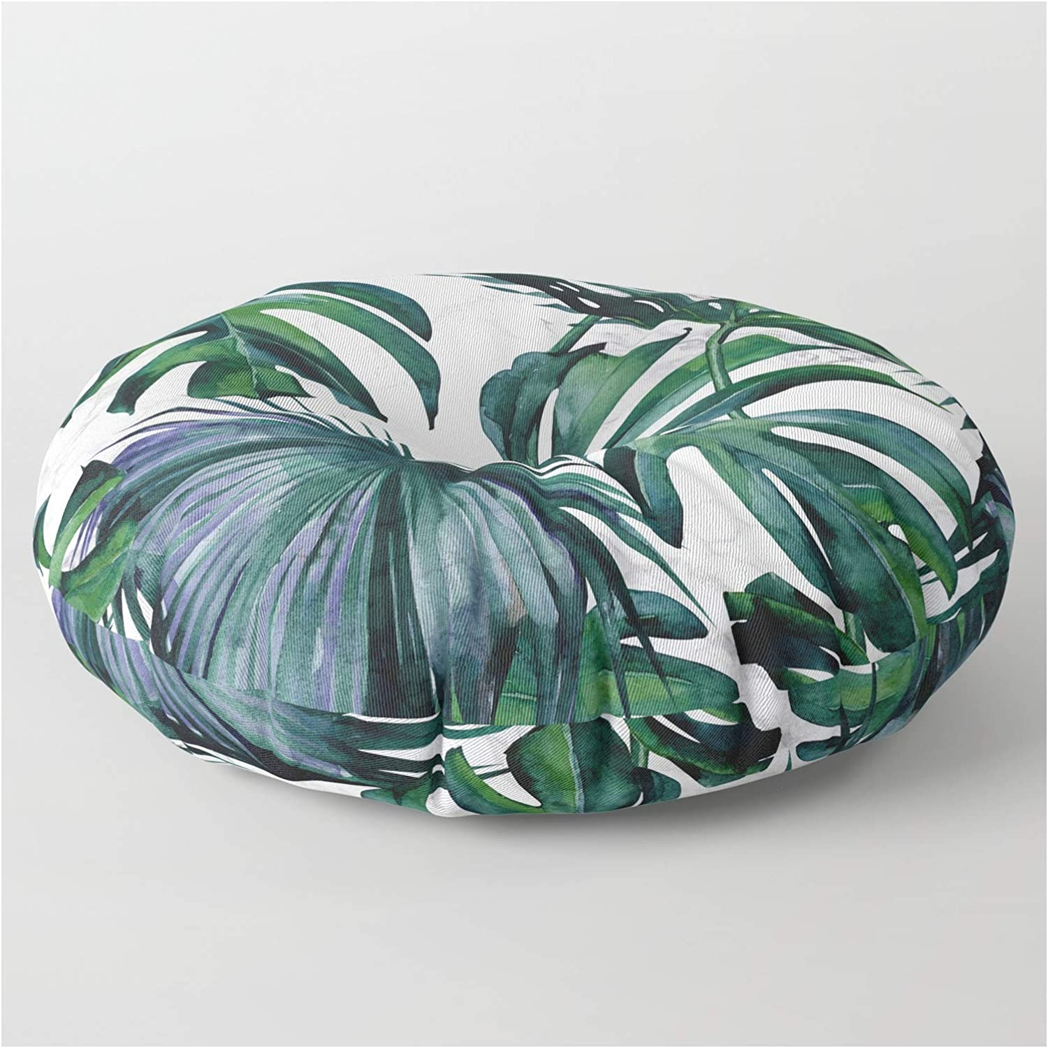 Society6 Tropical Palm Leaves Classic On Marble High quality new Simple Luxe o Max 63% OFF by