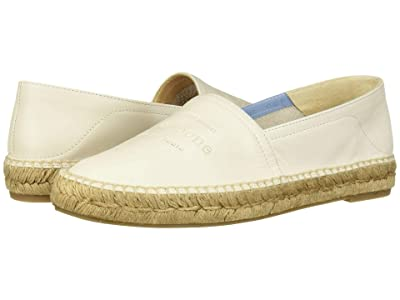 rag & bone Edie Espadrille (Antique White) Women