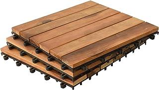 Suchergebnis Auf Amazon De Fur Holzfliesen Balkon