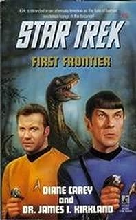 First Frontier (Star Trek: The Original Series Book 75)