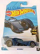Hot Wheels Mattel 2018 Treasure Hunt Batman 4/5: 1989 Batmobile