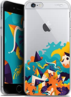 Ultra Thin Case for 4.7-Inch Apple iPhone 6/6S - Waves Design