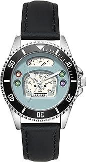 KIESENBERG Montre - Cadeau pour Vespa Moto Compteur Fan L-20781