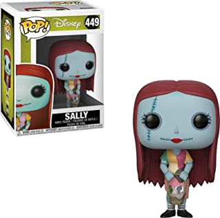 Funko Pop Disney: Nightmare Before Christmas - Sally with Basket Collectible Figure, Multicolor