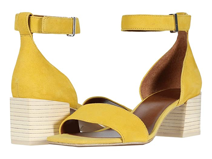 Franco Sarto  Merryl (Yellow) Womens Shoes