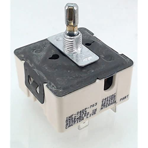 Replacement Jenn Air Infinite Switch (top burner switch) 700855K