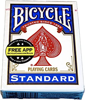 Bicycle Standard Index Playing Cards - Blue
