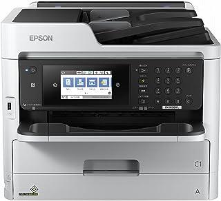エプソン プリンター A4 モノクロ インクジェット 複合機 PX-M381FL1 (大容量インク同梱/出張修理保証1年/ドキュメントパック非同梱)