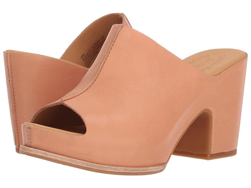 Kork-Ease Santa Ana (Blush Full Grain Leather) High Heels