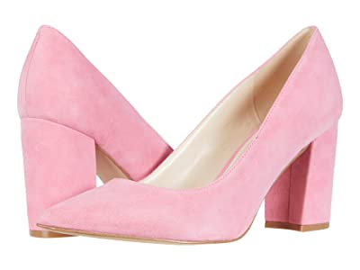 Nine West Cara Pump (Poppy Pink) Women