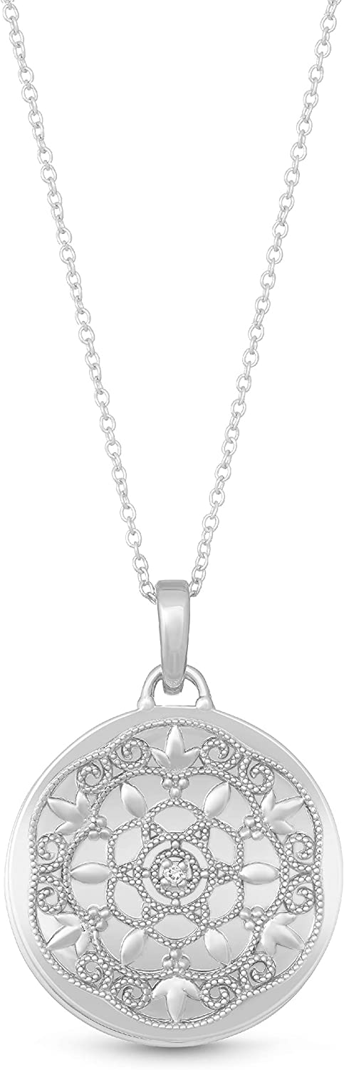With You Lockets-Fine Sterling Photo Ranking TOP10 Silver-Custom Locket Sales Neckla