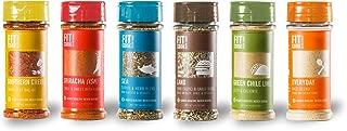 The Fit Cook 6-PACK Bundle Spice Set, Complete Spices & Seasonings Set, 6 Bottles