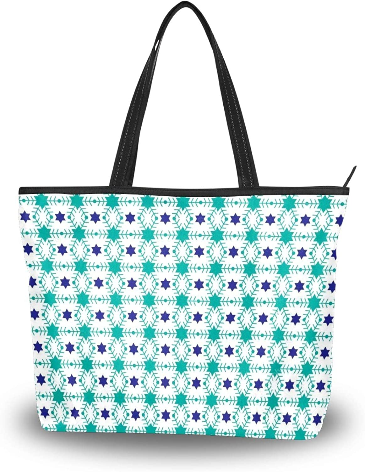 50 Cent Super sale period limited Abstract Print Tote Polyester Women Bag Super Special SALE held Sho Lightweight