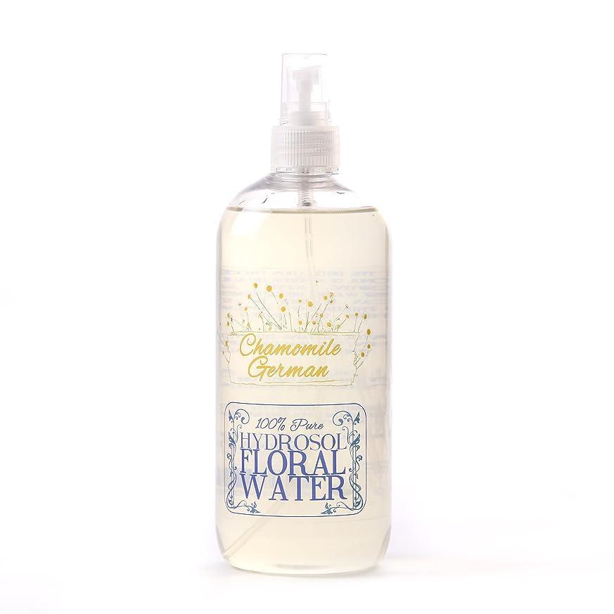 退院出版腫瘍German Chamomile Hydrosol Floral Water With Spray Cap - 500ml