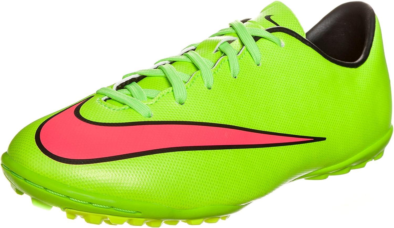 Nike Youth Mercurial Victory V Turf Soccer Shoe