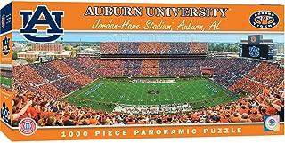MasterPieces NCAA Auburn Tigers, Stadium Panoramic Jigsaw Puzzle, Jordan Hare, 1000 Pieces